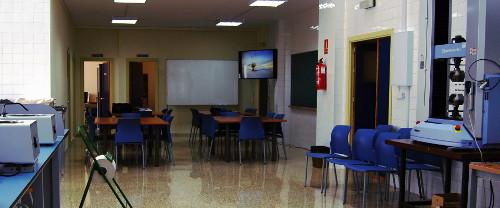 Laboratorio-taller Cátedra Acerinox en la Escuela Politécnica Superior de Algeciras