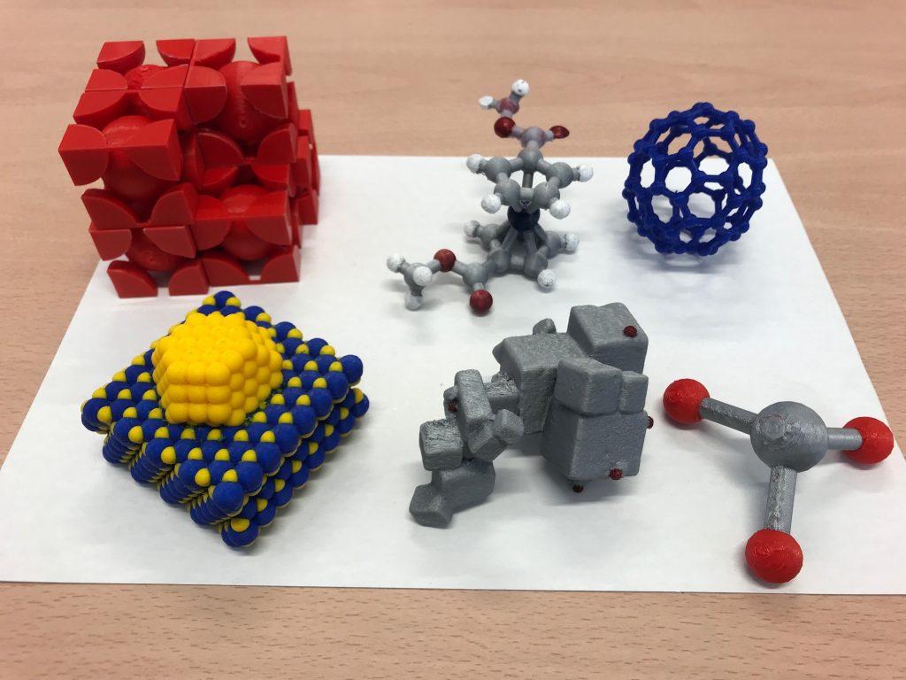Impresión 3D para innovación docente